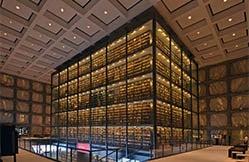 Beinecke Rare Book Manuscript Library.