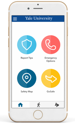 LiveSafe App | It's Your Yale