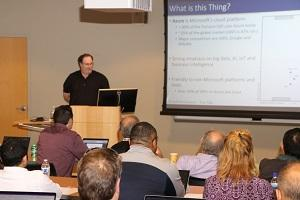 Ken Hoover presented an introduction to Azure at Yale at the recent IT Tech Talk.