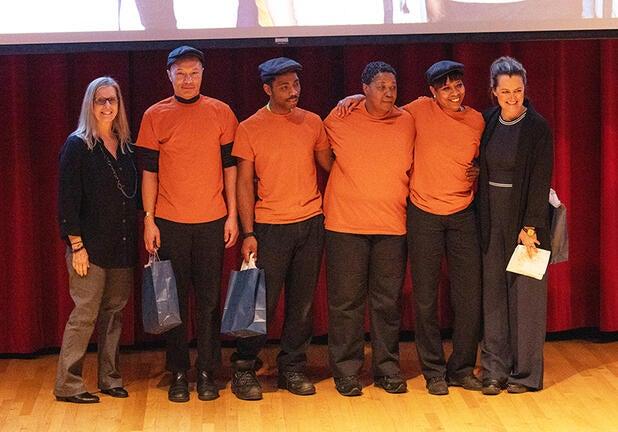 The Steep team