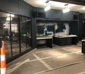 Behind the scenes at the Schwartzman Center