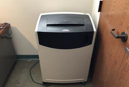 Office Shredder (Fellowes Powershred C-480)
