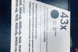 HP Laserjet CB8543X toner